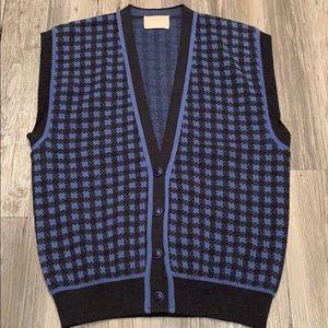 Pendleton 100% Virgin Wool Vest